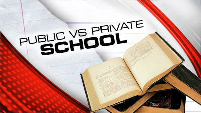 private middle schools